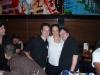 Chris Cardone Erin Chris Burke - Chris Cardone Erin Chris Burke having fun drinking