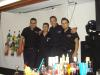 Richard,Arturo,Adan y Marco. - Bartender Tournament Mexico D.F 2008.