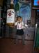 Jimbeam stall on my hand - This is one of my memorable picture at TGI Friday's during my training