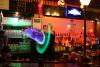 LED Show at my Bar - A nice weekend with a lot of time, so we make a show with LED Flair Bottles