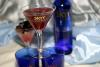 SKYY Purple Magic - Perfectly cocktail from SKYY Vodka, Green apple syrup, Apricot brandy, Black Currant nectar.